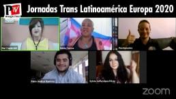 Acto Inaugural - Jornadas Trans Latinoamérica Europa 2020