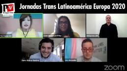 Impacto del COVID19 en la Población Trans - Jornadas Trans Latinoamérica Europa 2020