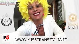 6° Edizione Straordinaria Miss Trans Italia e Sudamerica 2018