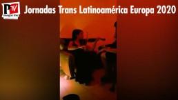 Video performático de Maria Jose Brizuela