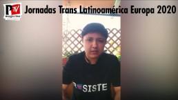 Taller de Redacción Creativa por Alex Klauer - Jornadas Trans Latinoamérica Europa 2020