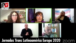 Lucha Trans y Feminismo - Jornadas Trans Latinoamérica Europa 2020