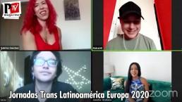 Trabajo Sexual - Jornadas Trans Latinoamérica Europa 2020