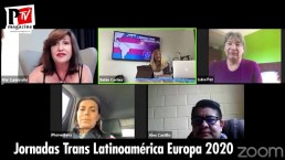 Marcos Jurídicos y Politicas Trans - Jornadas Trans Latinoamérica Europa 2020