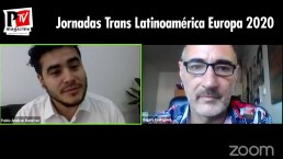 Delitos de Odio a Personas Trans - Jornadas Trans Latinoamérica Europa 2020