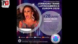 Segmento artístico del día 28 de junio: Alana Helena Vargas - Jornadas Trans Latinoamérica Europa 2020