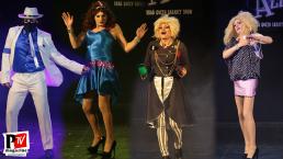Spettacolo di Simona Sventura, Drag Rovina e Jemma Jones