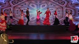 Miss Trans Star International 2019 - Spettacolo di flamenco