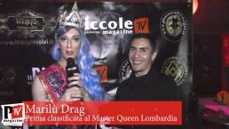 Intervista a Marilù Drag – Vincitrice di Master Queen Lombardia 2019