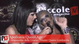 Intervista ad Apollonia QueenAge - Master Queen Lombardia 2019