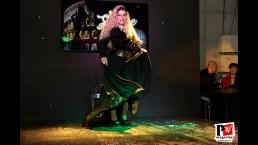Miss Rome Queen - Spettacolo di Poyson Ivy