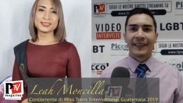 Entrevista a Leah Mancilla, participante en el concurso Miss Trans International Guatemala 2019