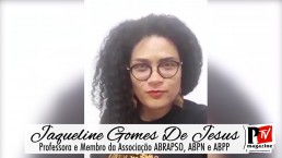 Jaqueline Gomes Del Jesus - video intervista