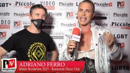 Intervista ad Adriano Ferro al Mister Borderline 2021
