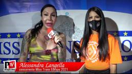 Intervista ad Alessandra Langella concorrente Miss Trans Europa 2021