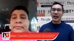 Entrevista a Alex Castillo, el Primer Hombre Trans de Latinoaméerica en entrar a ser parte del Panel de Gobierno del International Trans Fund (ITF)