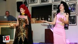 Prova Lip Sync Black Out al Ciao Drag Queen selezione Emilia Romagna - Toscana 2020 - FINALE REGIONALE