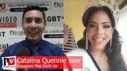 Cover video Catalina Quennie Isler video intervista
