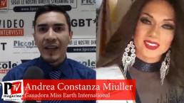 cover vidoe intervista Andrea Constanza Miuller