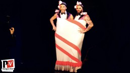 Spettacolo di Iko van Jones e Gemma Jones al Drag Academy del 2 Febbraio 2020