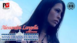 Alessandra Langella - concorrente Miss Trans Europa 2021