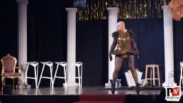 Spettacolo di Madame Cabaret a Ciao Drag Queen Triveneto del 15 Novembre 2019