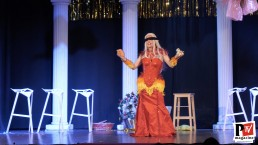 Spettacolo di Dharla Away a Ciao Drag Queen Triveneto del 15 Novembre 2019