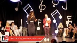 Evento Completo Ciao Drag Queen selezione Triveneto 19 Gennaio 2020