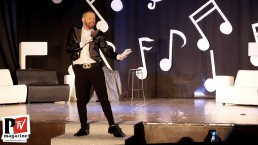 Spettacolo di Matteo Giosmin al Ciao Drag Queen Triveneto del 19 Gennaio 2020