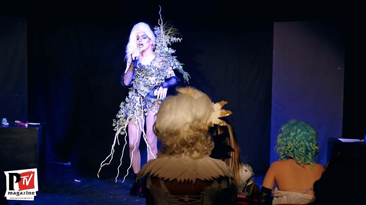 Spettacolo di Leila Stars al Drag Academy del 15 Dicembre 2019
