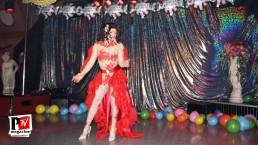 Spettacolo di Sebille Garcia al suo compleanno!
