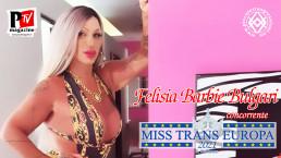 Felisia Barbie Bulgari - concorrente Miss Trans Europa 2021