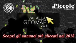2018: un anno con gli annunci più cliccati nella Geo del Mese!