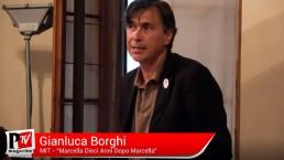 Intervento di Gianluca Borghi al 'Marcella, dieci anni dopo Marcella'