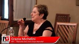 Intervento di Grazia Michelini al 'Marcella, dieci anni dopo Marcella'