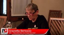 Intervento di Graziella Bertozzo al 'Marcella, dieci anni dopo Marcella'