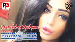 Guendalina Rodriguez - concorrente Miss Trans Europa 2021