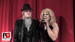 Intervista a Dolores Van Cartier al Ciao Drag Queen Triveneto - Semifinale
