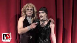 Intervista a Lux al Ciao Drag Queen Triveneto - Semifinale