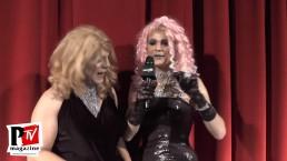 Intervista a Vivian al Ciao Drag Queen Triveneto - Semifinale