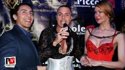 Adriano Ferro e Grazièlle Miranda ci ricordano i prossimi appuntamenti del Baraonda Disco Club