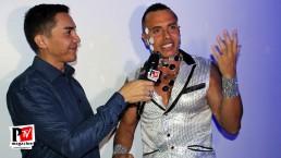 Intervista ad Adriano Ferro all'inaugurazione de Baraonda Disco Club