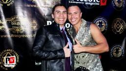 Intervista ad Adriano Ferro alla Star Night al Baraonda Disco Club