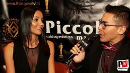 Cleo Machado a The Oscar by Paoletti Romana 2019