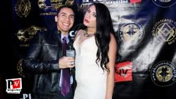 Intervista a Crystal alla Star Night al Baraonda Disco Club