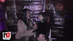 Intervista a Daniela De Blasio al Naomi Angel Show Event 2019