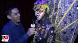 Intervista a Debora Princess dopo il suo spettacolo all'inaugurazione del Baraonda Disco Club