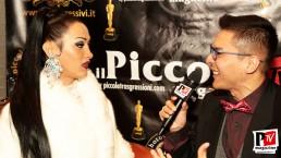 Fabiana Alves a The Oscar by Paoletti Romana 2019