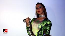Intervista a Giulia all'inaugurazione del Baraonda Disco Club