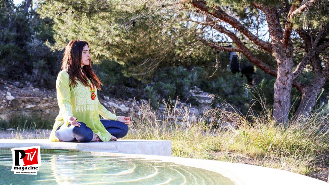 Entrevista a Maria Angelica Davila Truelo, profesora de yoga